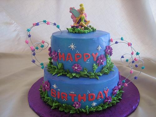 Magnificent Tinkerbell Birthday Cake Amye Archers Blog Funny Birthday Cards Online Alyptdamsfinfo